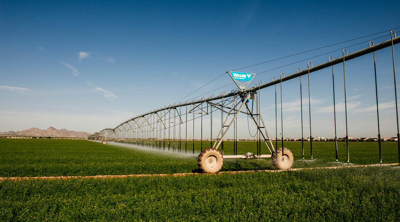 AgSense Farm blog- pivot