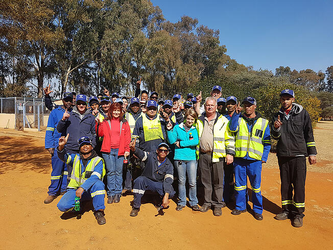 67 minutes for mandela - valley irrigation of southern africa