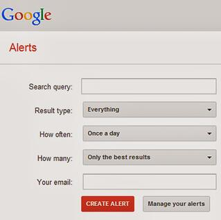 Keeping Up with Valley Part I: Google Alerts