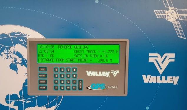 GPS guidance system