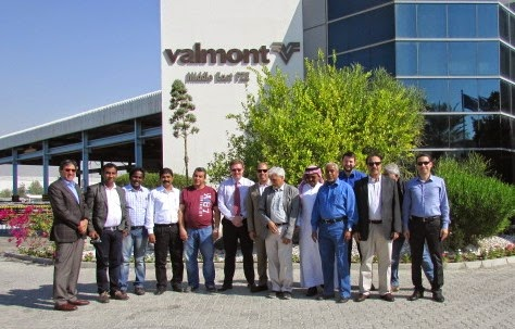 valmont middle east