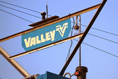 valley sign