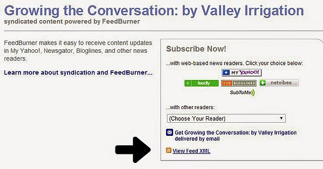 Keeping Up with Valley Part II: RSS Feeds