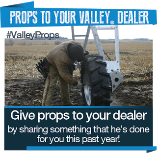 Props to your valley dealer