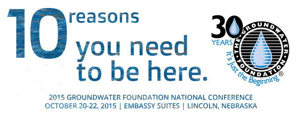 Groundwater Foundation Conference
