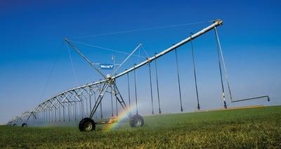 Benefits of watering the Ukrainian breadbasket
