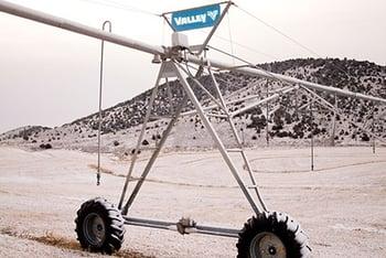 Pivot in Snow