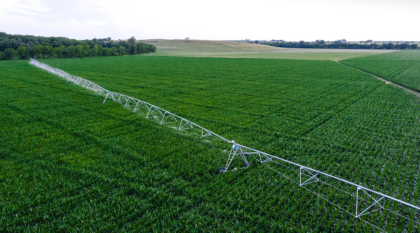 Using Drones for Agricultural Irrigation