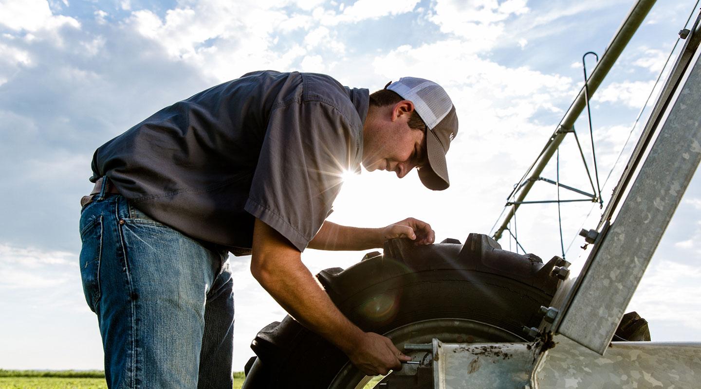 center pivot dealer - irrigation parts