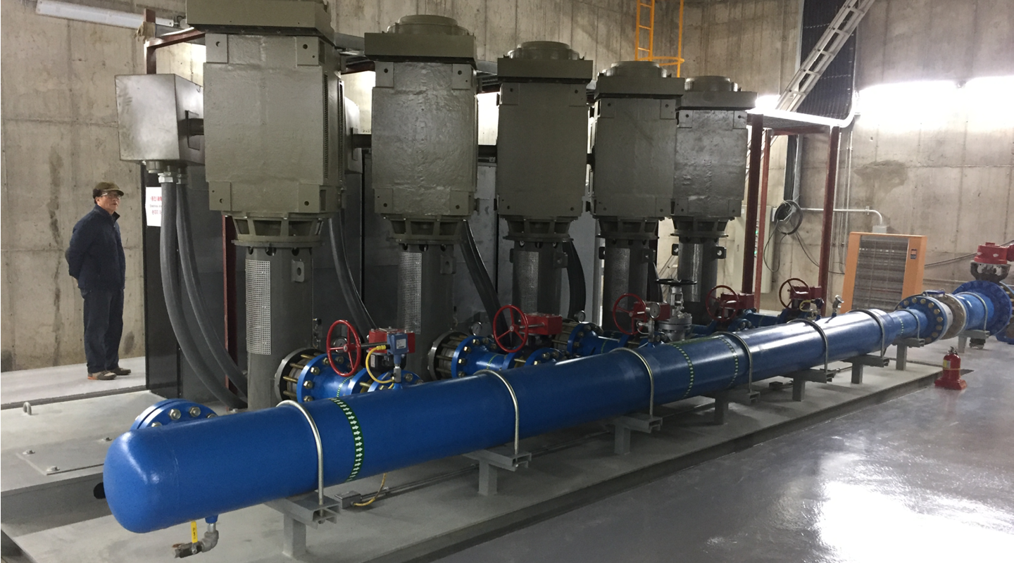 pumping solutions for snow creation