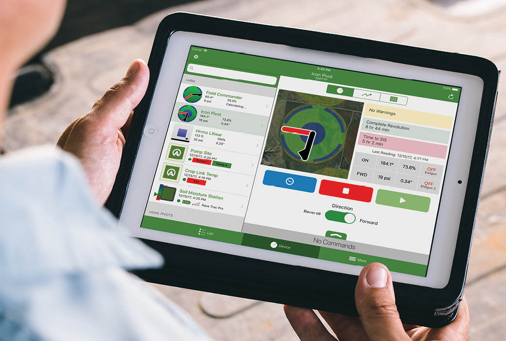 agsense on ipad