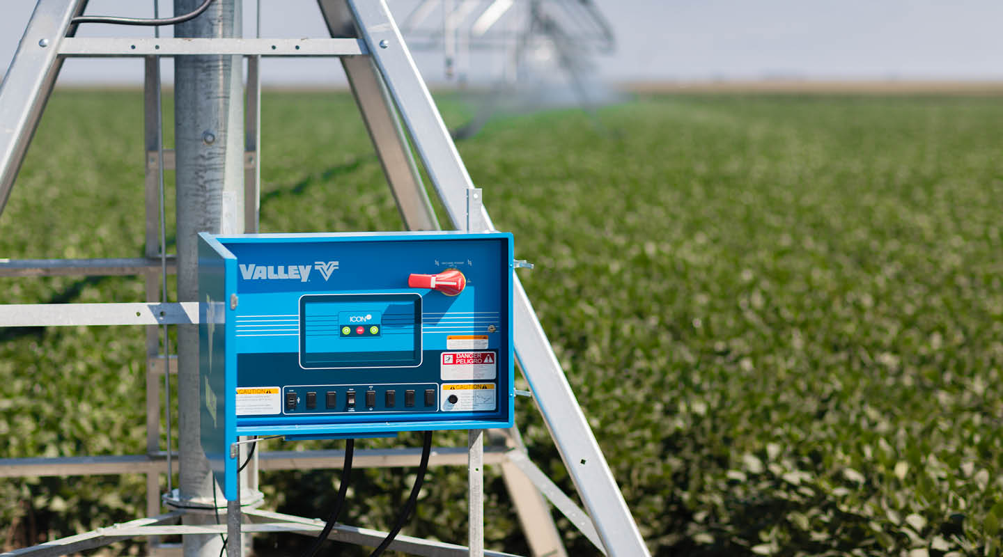 valley icon1 smart panel for center pivots