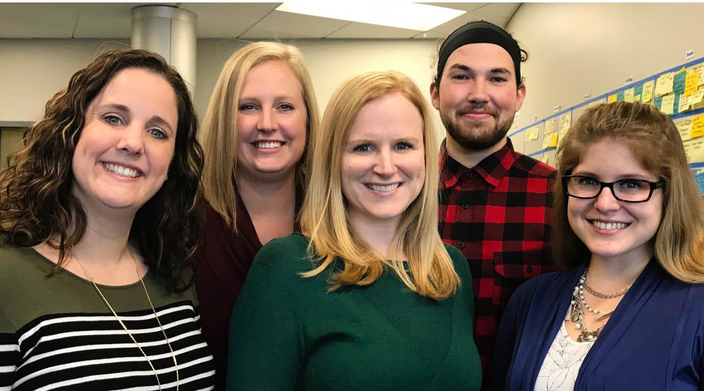 valley marketing team