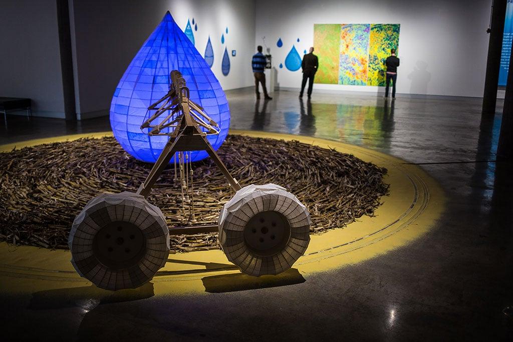 KANEKO exhibit
