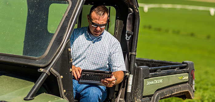 Get the latest information on irrigation technology