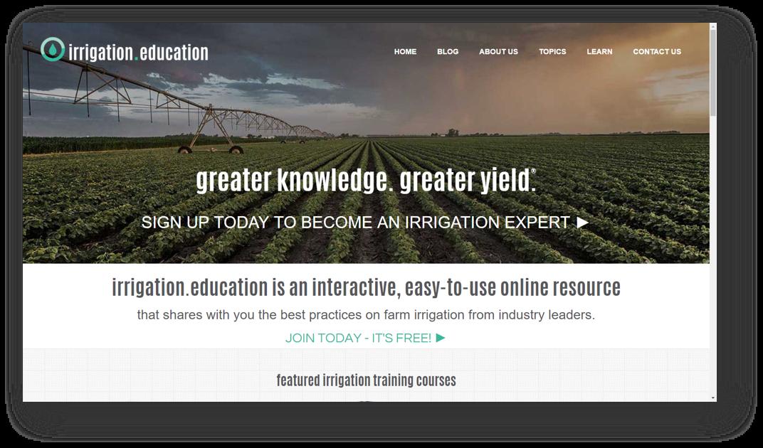 irrigation.education